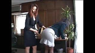 172 Smacking whipping for over due bills