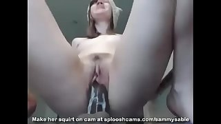 Attempt Not to Cum Compete - Heavy Wiggling Squirting Creamy Orgasm Compilation