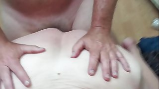 wifey gets fucked and she never knows his name!