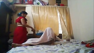 bangladesi bhabi cheating with hubby and having private time with lover